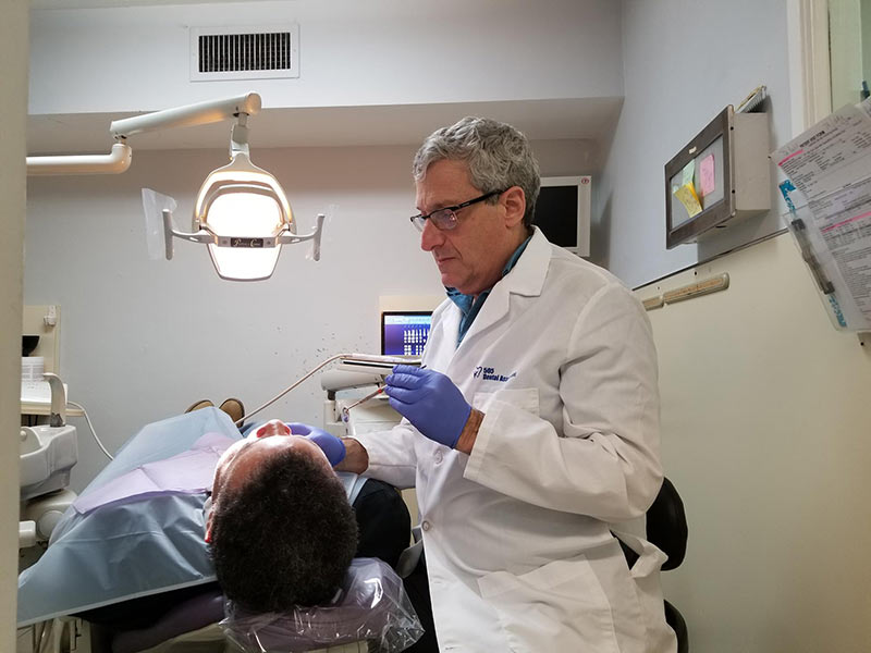 Todd Ross DDS dentist in the bronx dental clinic