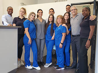 Our dentists in the Bronx team